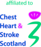 Affiliated to Chest Heart Stroke Scotland
